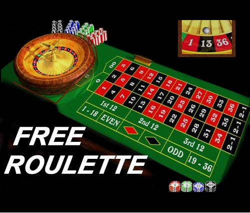 free games roulette for fun